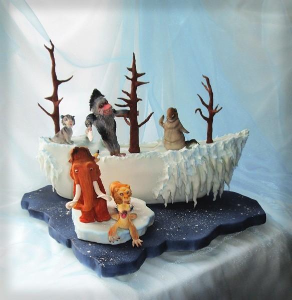 """Торт """"Ледниковый период - 4"""", 6 кг"""
