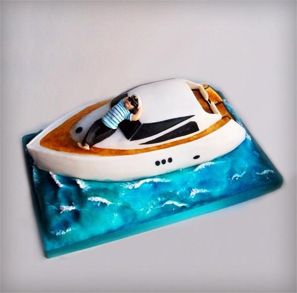 """Торт """"Яхта"""", 5, 2кг"""