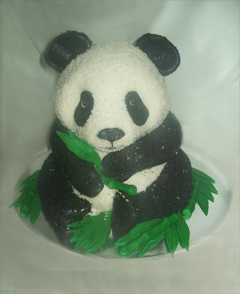 "Торт ""Малыш Панда"", 4,5 кг"