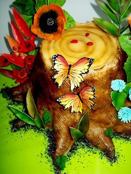 Сахарные бабочки