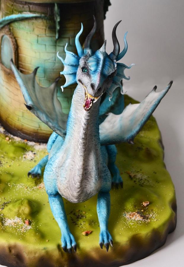 "Торт ""Башня дракона"", 5 кг"