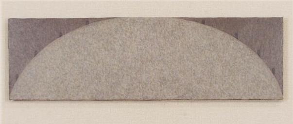 誘  惑    /   Temptation       24.0×79.5cm   oil on wood