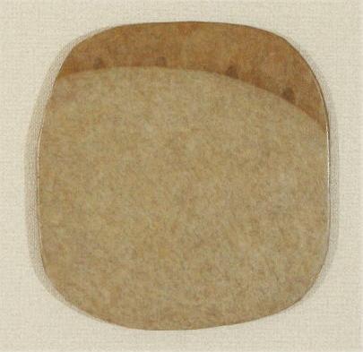 広場    /    Square       oil on wood