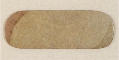 回廊    /    Corridor     59.6×23.0cm    oil on wood