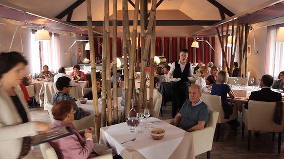 Restaurant Le Pigeon Blanc Restaurant Groupe