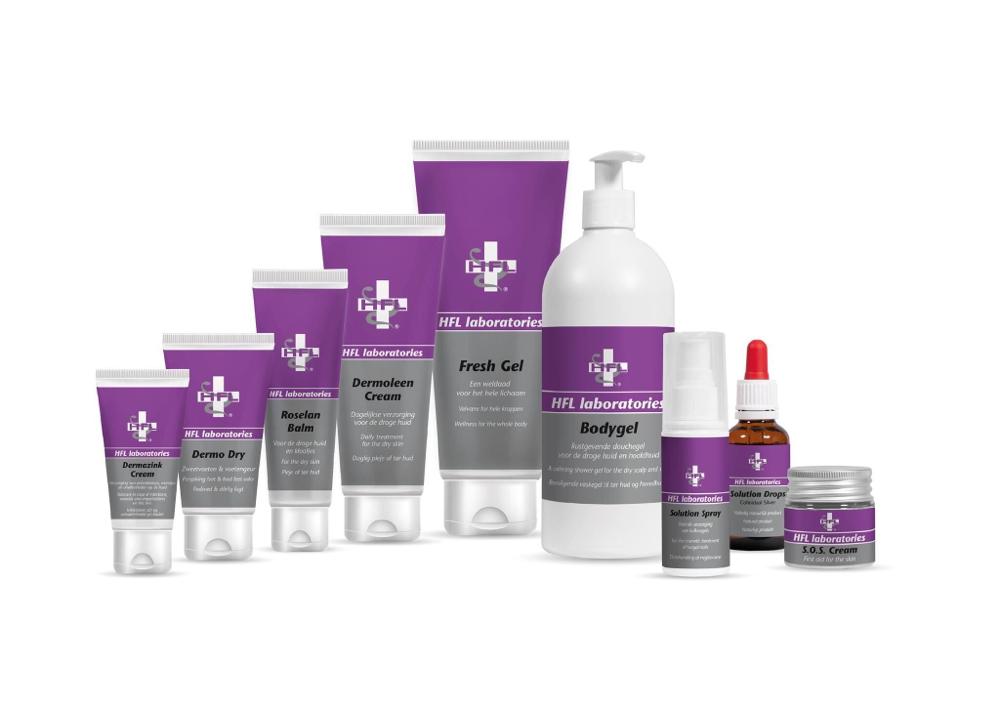 Hfl Laboratories product lijn