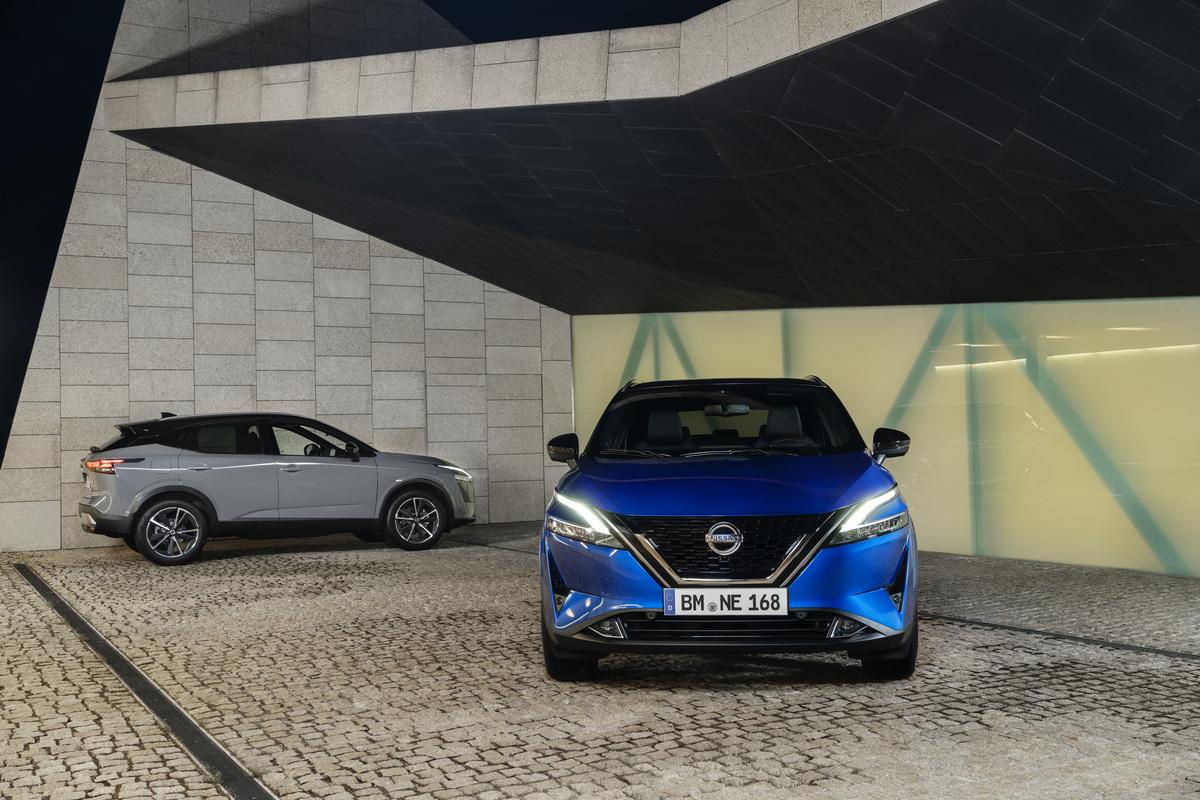 Innovation : aluminium léger dans le nouveau Nissan Qashqai