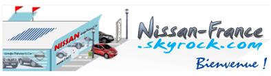 Blog Nissan-france.skyrock.com