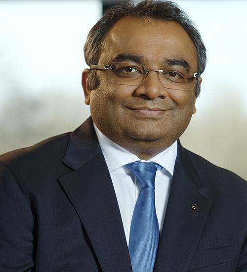 Ashwani Gupta, directeur des opérations de Nissan