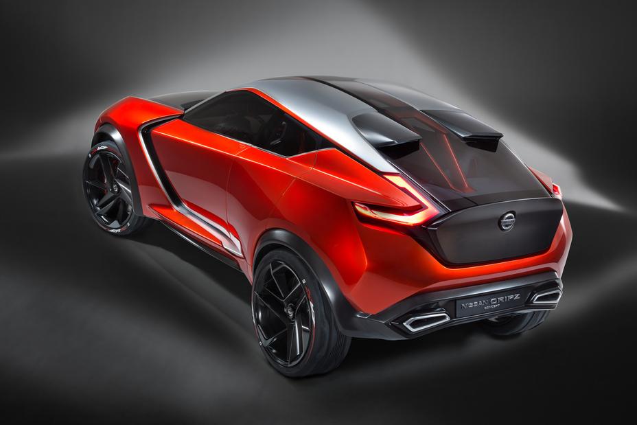 Concept Nissan GRIPZ 2015