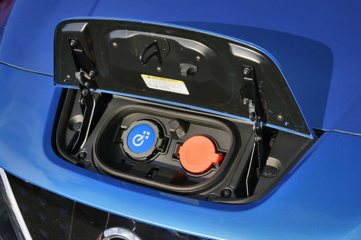 Nissan LEAF 2019 62 kWh
