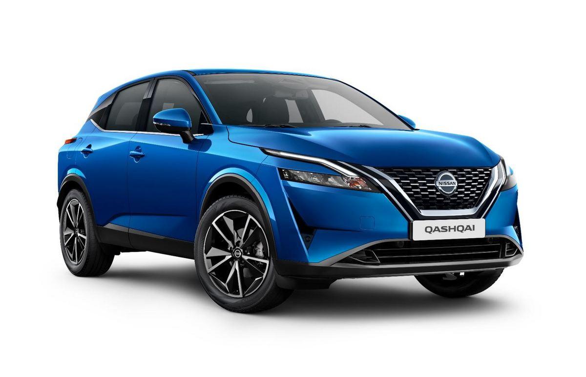 Nissan Qashqai : série spéciale N-STYLE uniquement en France