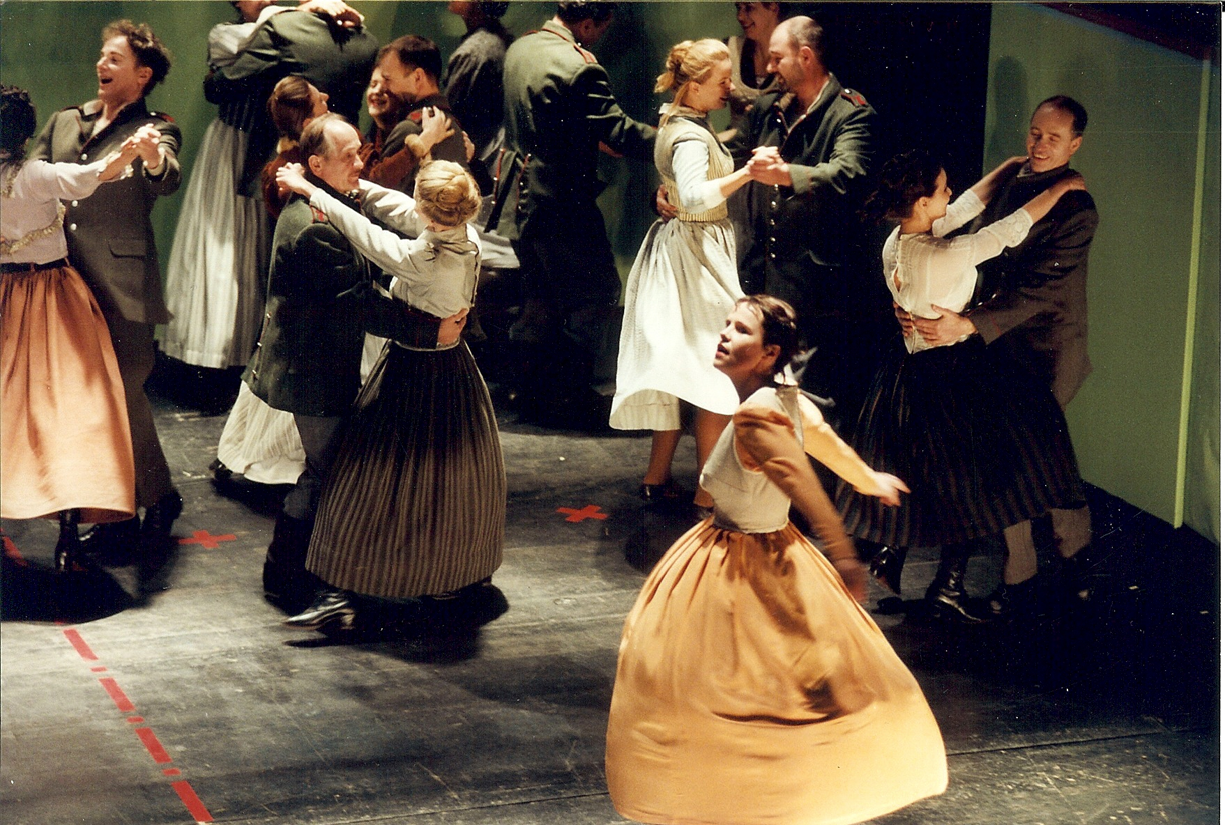 "Margret in ""Wozzeck"", Landestheater Neustrelitz (Herbert Krüger)"