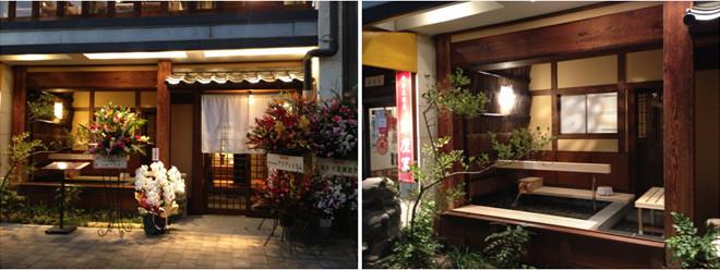 飲食店の店舗リニューアル工事