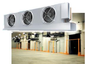 冷凍・冷蔵用空調設備工事