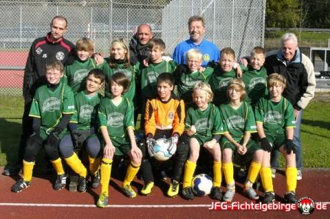 D 1- Jugend 2011/ 2012