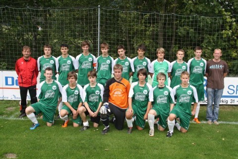 A- Jugend 2011/ 2012