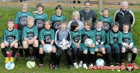 D 2- Jugend 2011/ 2012