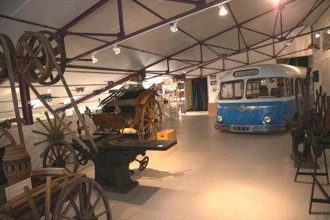 Espace Joseph Besset - Musée du Charronnage au Car a vanosc ardeche