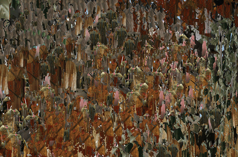 Coronation, 100 x 120 cm, 2011