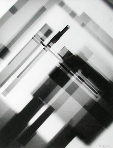 RENÉ MÄCHLER. Konstruktion, 1990