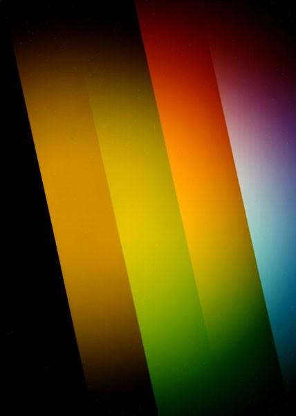 Spektrum XIX-4, 1981. 40 x 30 cm