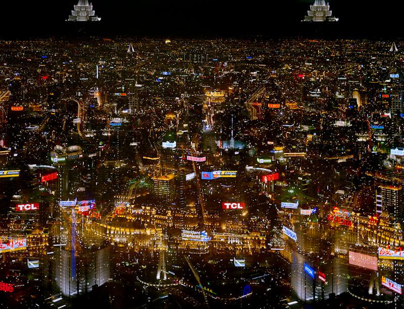 Shanghai, 813.2.2, 2003