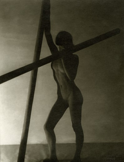 Composition (standing nude), 1927/1996