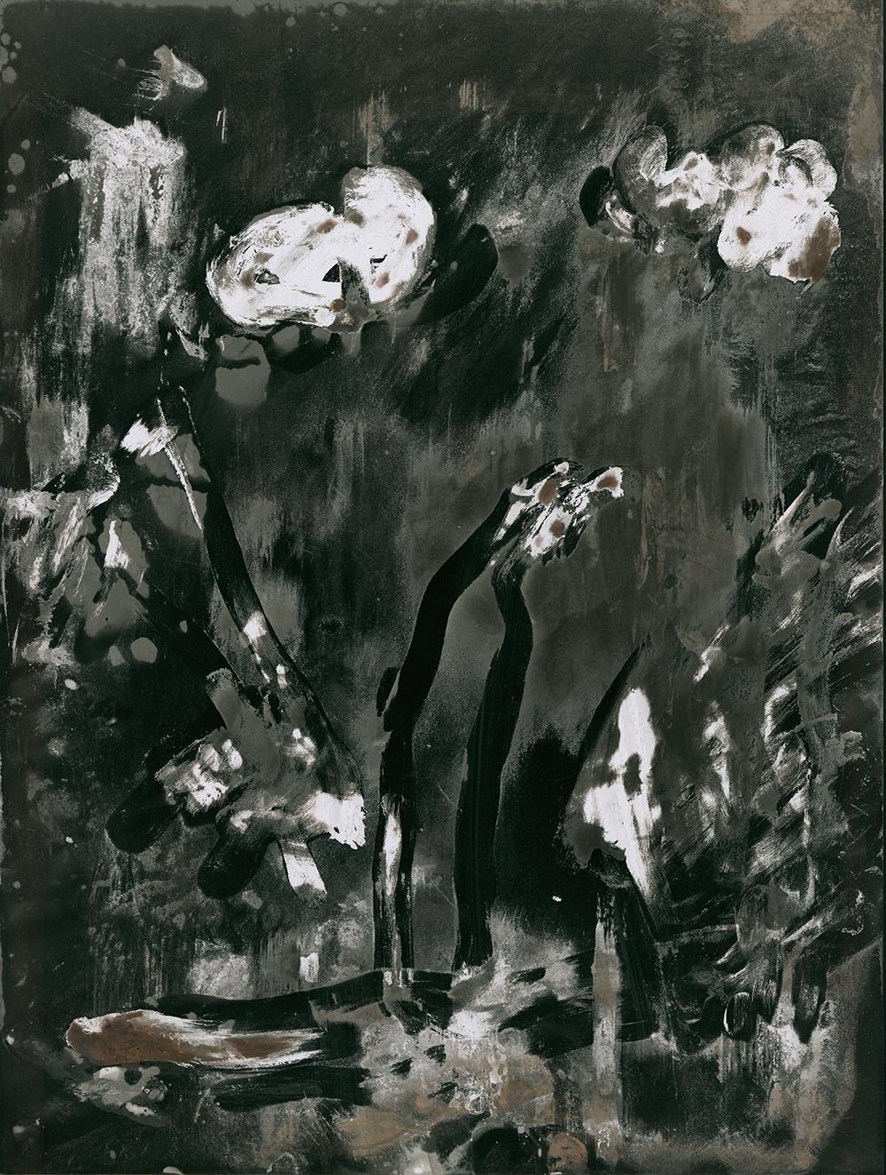 Eliška Bartek - Geheime Fotografie - Unikat 30 x 40 cm, 2014