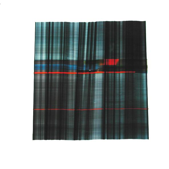 Blau/Grün/Rot auf Grau 2.2.1990