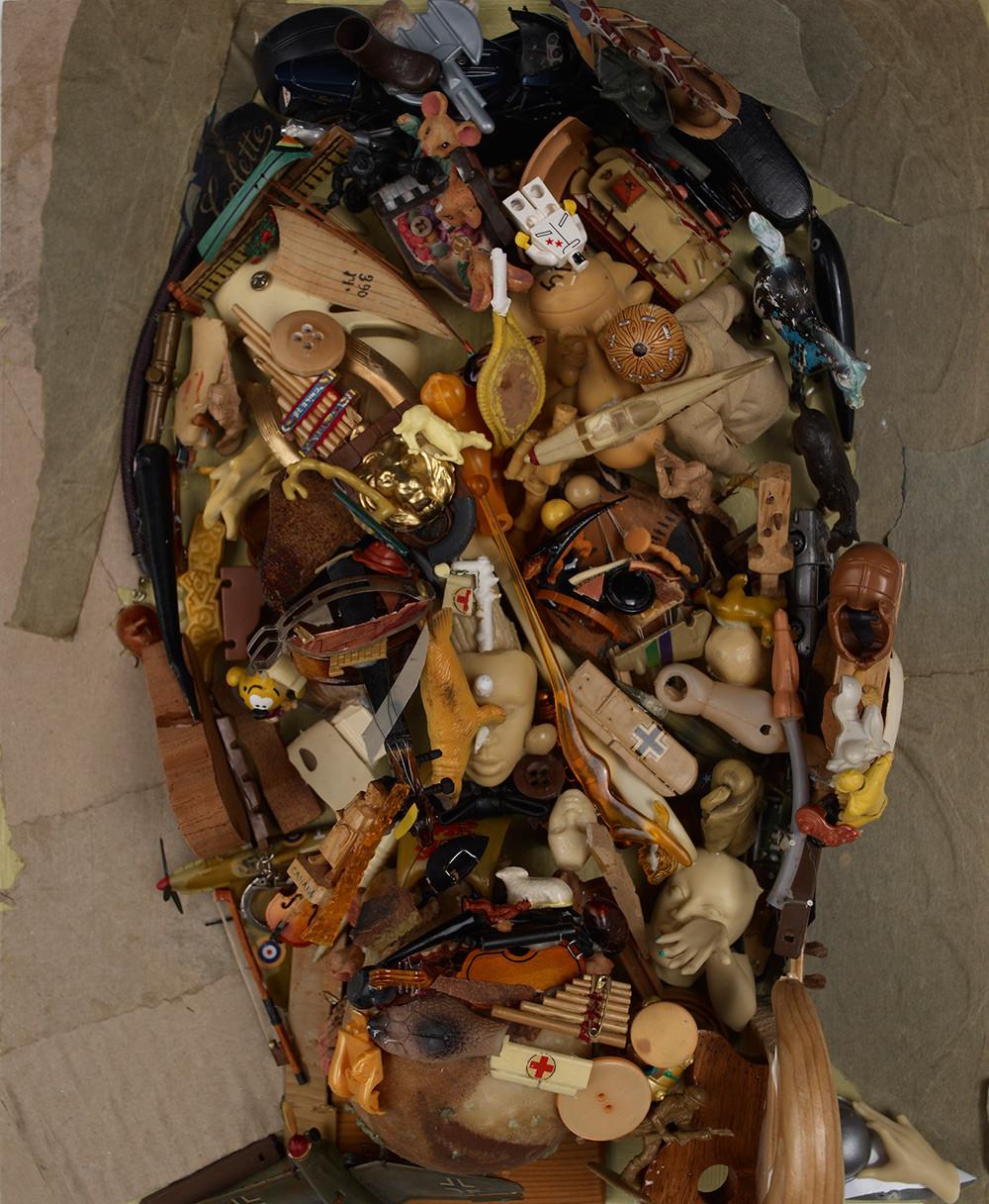 Bernard Pras - Lucian Freud