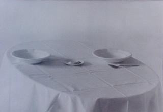 Jan Svoboda, Stul XVI, Studie, 14 x 21 cm, Silvergelatine Print, signed, Vintage 1971