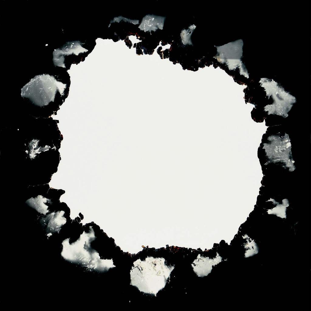 Jiri Sigut: aus Zyklus Oberfläche, Gras, Zeichen (Luminogramme, Photogramme)