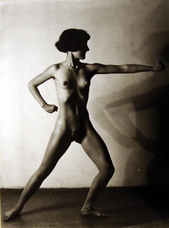 Frantisek Drtikol: Untitled, 20 x 24 cm, 1929, (later Print 1990)