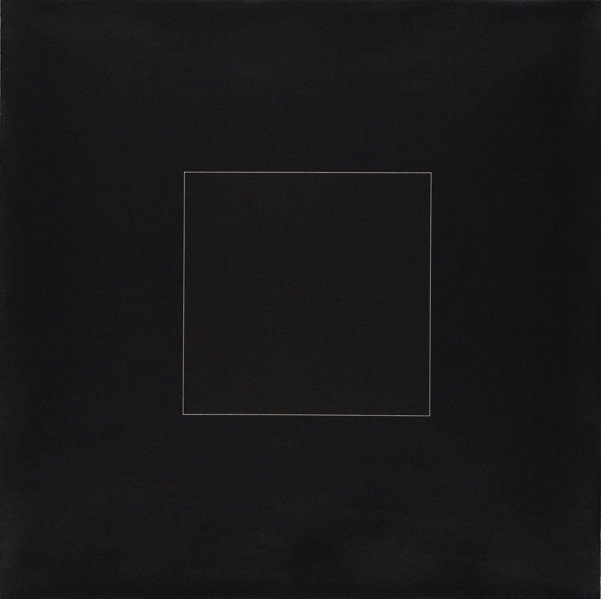 "PIERRE CORDIER. Chimigramme 26/8/77 VI ""Minimal Photography"", 1977. Chemigramm. Unikat. 50 x 50 cm"