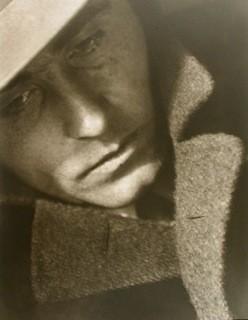 Jaromir Funke:  Portrait of Eugen Wiskovskty, 1929 / 1995 Part of portfolio