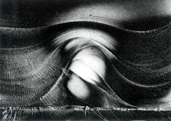 Vilem Reichmann, From serie Makroterie, Alles fliesst, 27 x 37cm, Gelatin silver print, 1976/89, Signed and dated