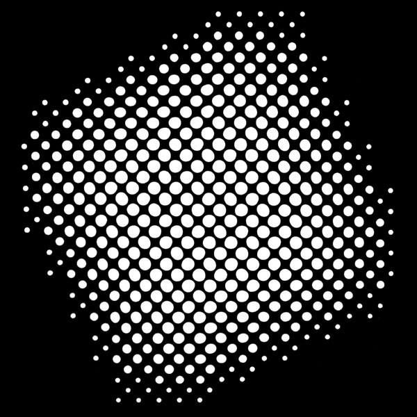 Lochblendenstruktur 3.8.14 A, 1967