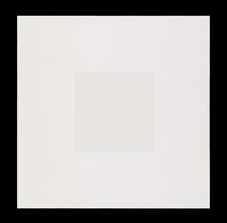 "PIERRE CORDIER. Chimigramme 30/8/77 III ""Minimal Photography"", 1977. Chemigramm. Unikat. 50 x 50 cm"