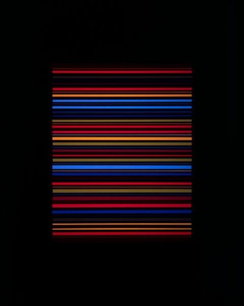 Stretch, 2006. 127 x 101,6 cm