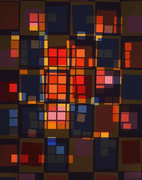 Pigment, 2006. 61 x 51 cm