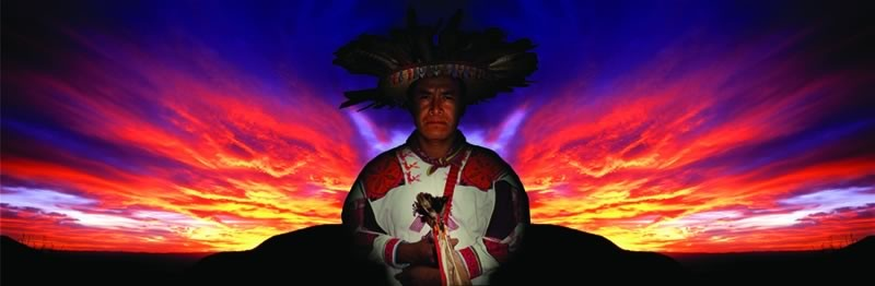 ANTONIO BRICEÑO: Tatevarí. Fire God, Huichol culture, Mexico. 2004