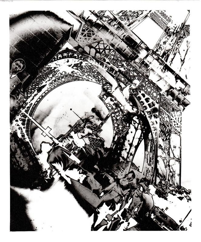 Jaroslav Rossler: Untitled, 21 x 25 cm,  1962 / 1999, Ed. 1/7