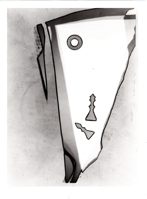 Jaroslav Rossler: Untitled, 21 x 28 cm,  1978 / 2006, Ed. 2/5