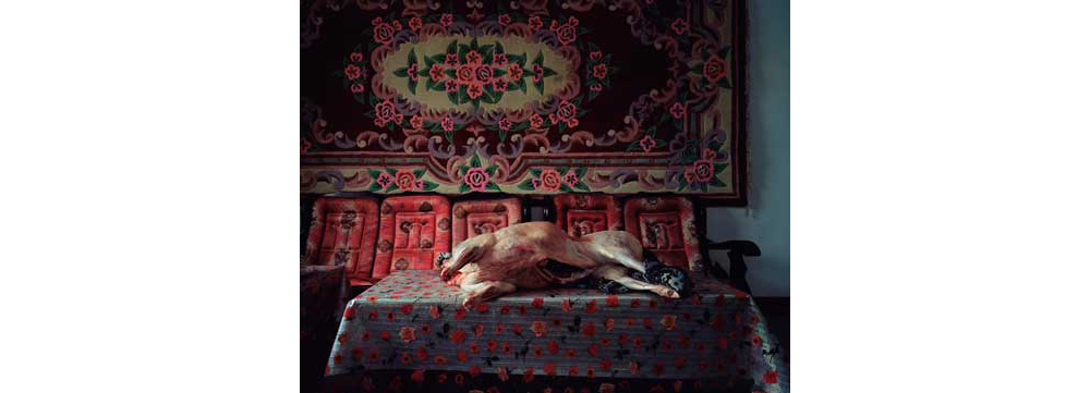 Chinese Interiors No. 4