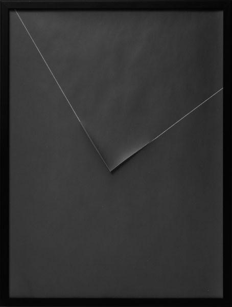 o.T. Fotopapierarbeit XXII, 1986. 40 x 30 cm