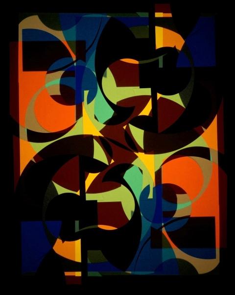 Blocker, 2005. 127 x 101,6 cm