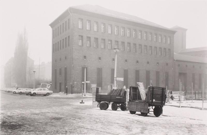 UMSPANNWERK, KOPENHAGENER STRASSE, 1987