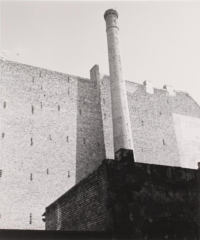 Schornstein, Pappelallee, 1982