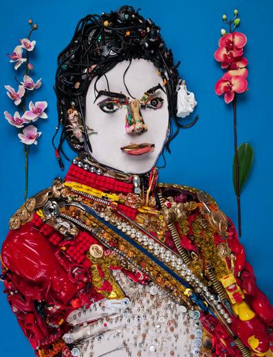 Bernard Pras - Michael Jackson